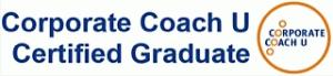 Corpoarate Coach U Certified Graduate